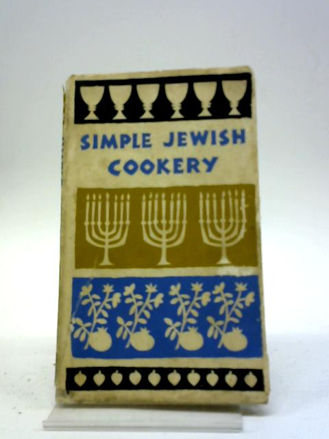 Simple Jewish Cookery by Edna Beilenson