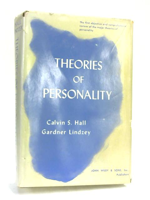 Theories of Personality by Calvin Hall
