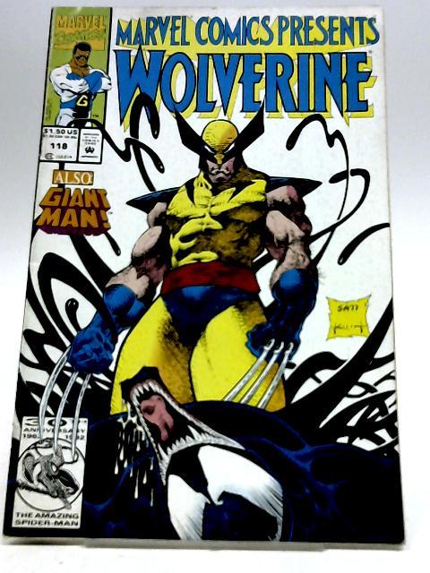 Marvel Comics Presents (Vol 1) # 118 ( Original American COMIC ) by Marvel Comics