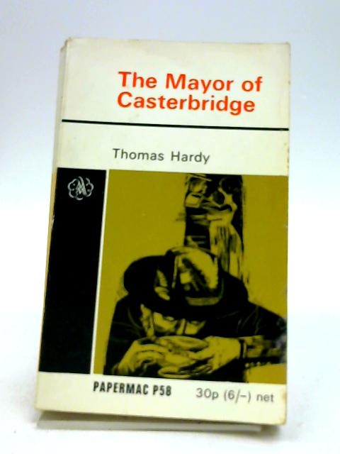 Mayor of Casterbridge By Hardy, Thomas