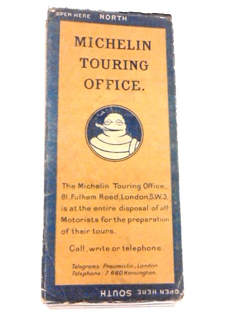 Michelin Touring Office by Michelin