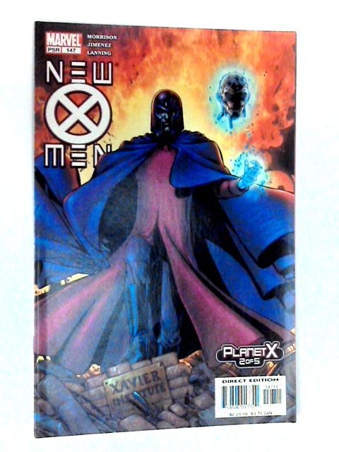 New X-Men, Vol. 1, No. 147 by Marvel Comics
