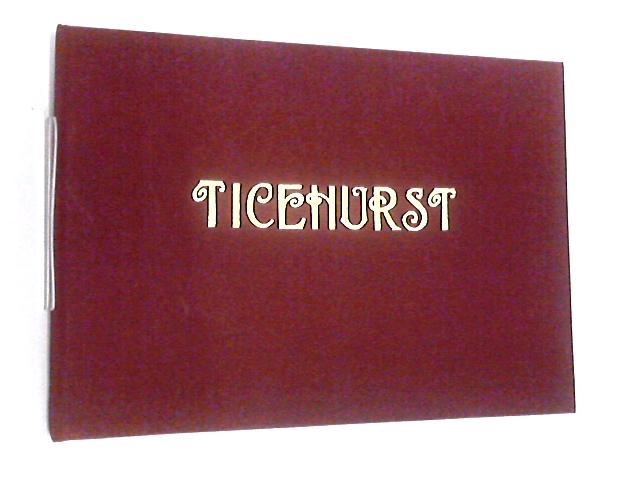 Ticehurst by Paul Minet of Ticehurst Bookshop