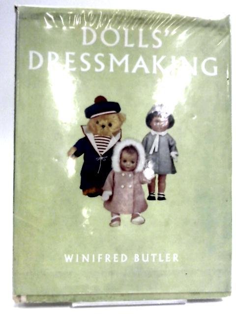 Dolls' Dressmaking by Winifred Butler