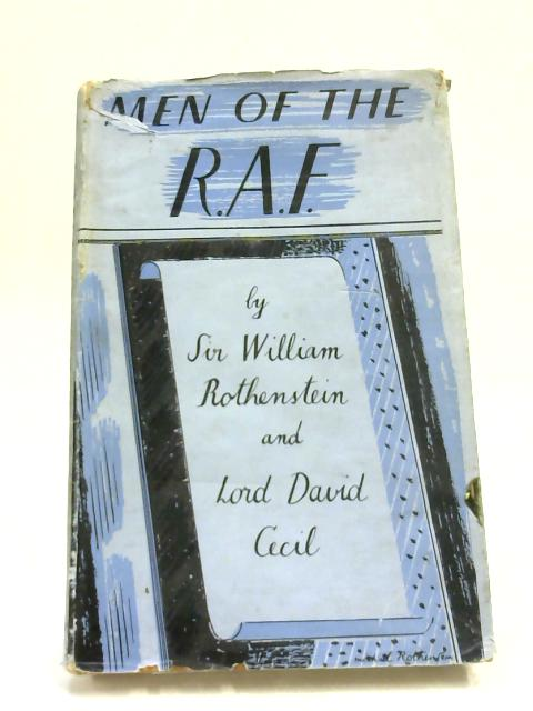 Men of the R.A.F by William Rothenstein