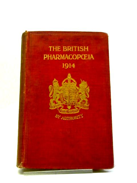 The British Pharmacopedia, 1914 by Unknown