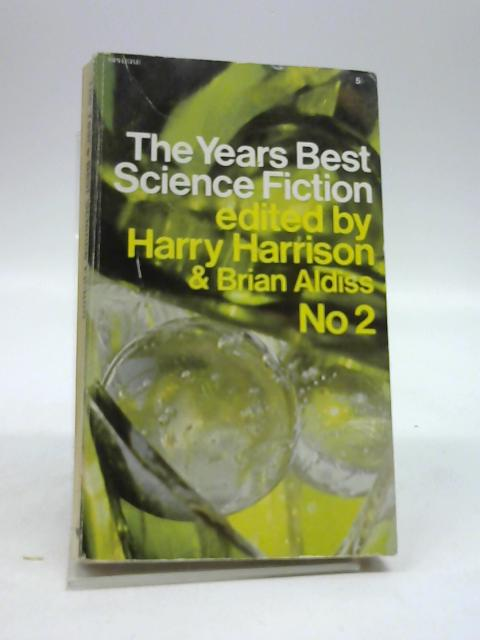 The Year's Best Science Fiction: Volume 2: 1969 by Harrison, Harry