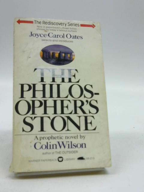 The philosopher's Stone by Wilson, Colin