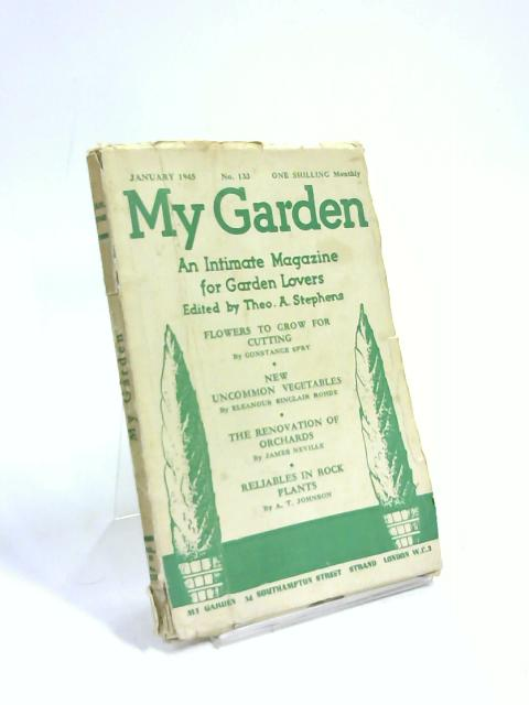 My garden january 1945 By Anon
