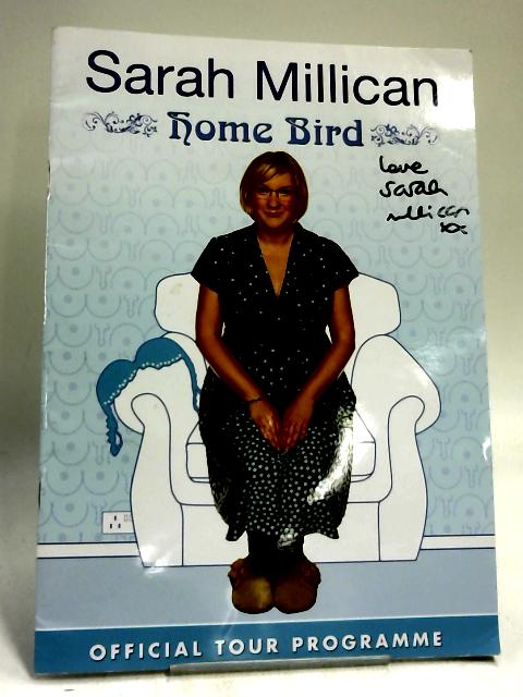 Home Bird Tour Programme by Sarah Millican