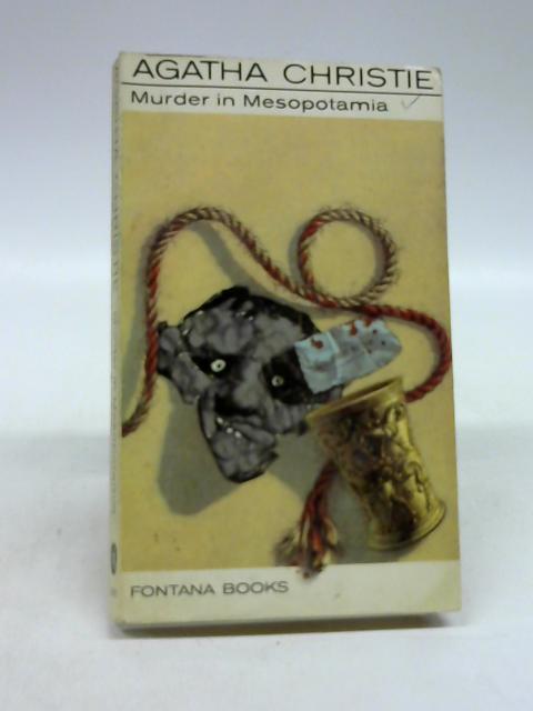 Murder in Mesopotamia by Agatha Christie.