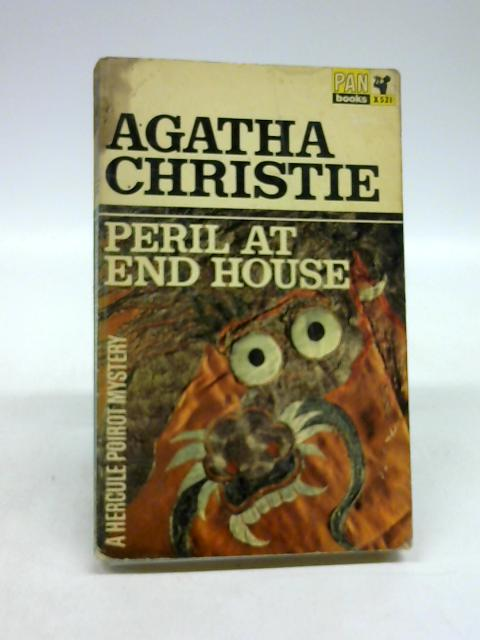 Peril at end house by Christie, Agatha
