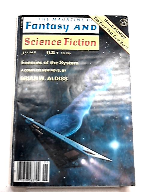 The Magazine of Fantasy & Science Fiction, Vol.54 No.6 By Ferman, Edward et al