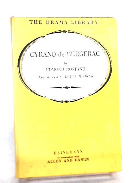 a book review of cyrano de bergerac by edmond rostand