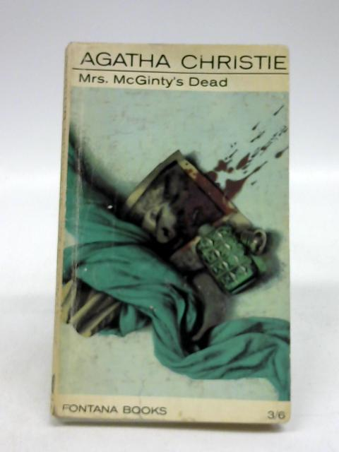 Mrs McGinty's Dead by Agatha Christie