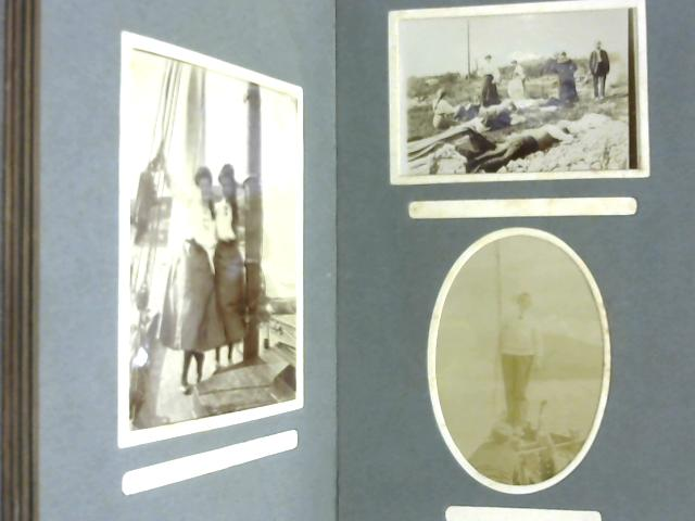 Family Album of approx. 28 Photos Early 1900's by Anon