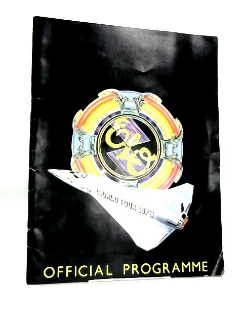ELO world tour 1978 official programme by Anon