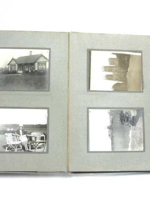Photo Album 1920's Scenic and Personal approx. 45 by Anon
