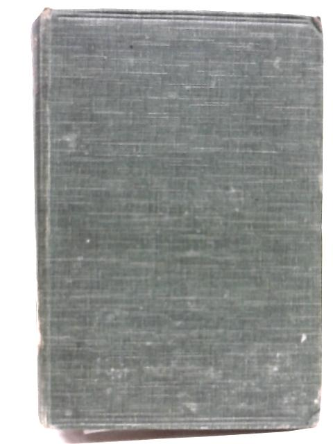 The Letters of Horace Walpole Fourth Earl of Orford By Toynbee Paget Mrs