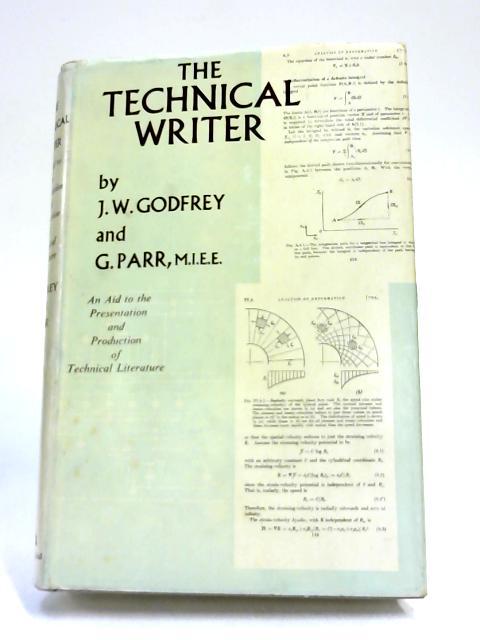 Technical Writer By J.W. Godfrey