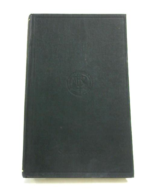 Halsburys Statutory Instruments - vol 20 By Butterworths