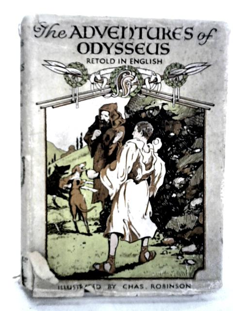 The Adventures of Odysseus By Marvin