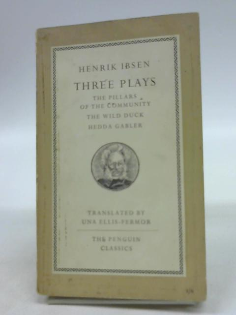 Three Plays by Henrik Ibsen
