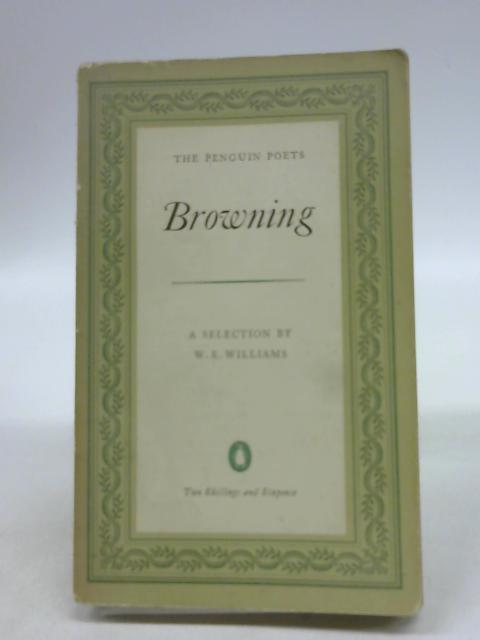 Browning: A Selection by Williams WE