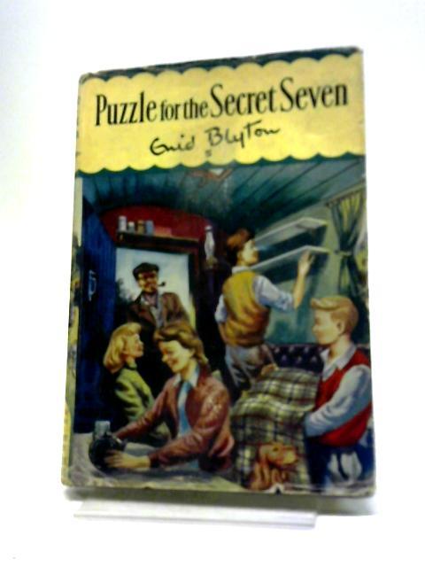 Puzzle for the Secret Seven by Enid Blyton