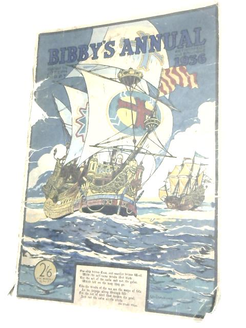 Bibby's Annual 1936 by Anon