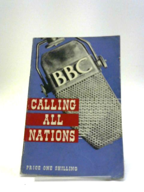 Calling All Nations by Thomas Owen Beachcroft