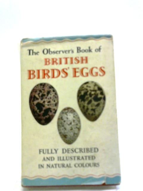 The Observer's Book of Birds' Eggs (Observer's Pocket) by H.D Swain