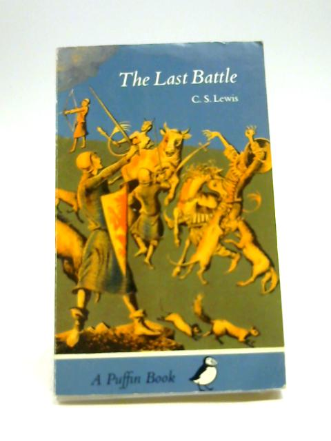 LAST BATTLE (NARNIA) by Lewis, C S