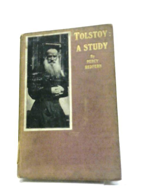 Tolstoy A Study By Redfern