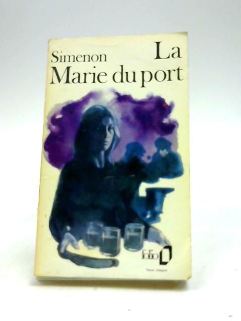 La marie du Port by SIMENON Georges