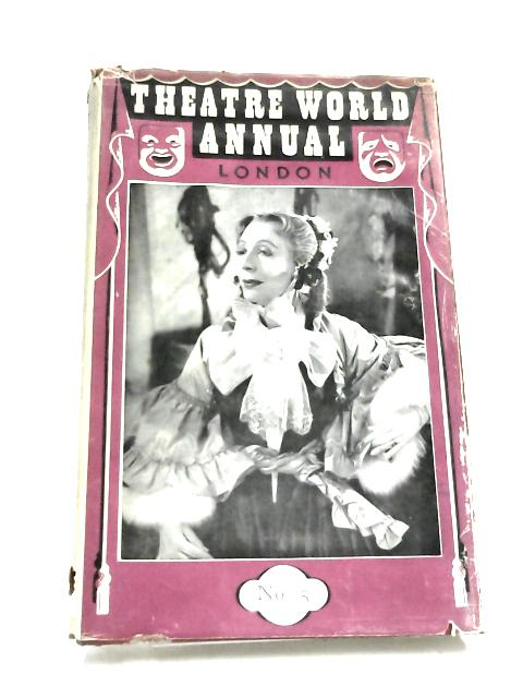 Theatre World Annual no.5 by Frances Stephens
