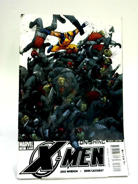 Astonishing X-Men # 23 By Anon