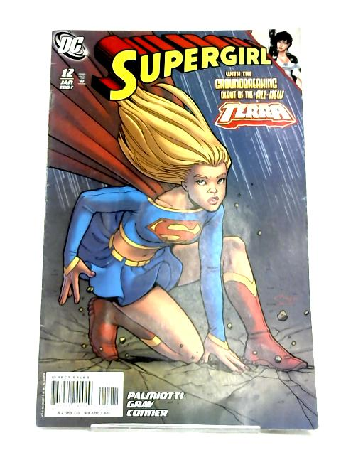 Super Girl 12 by Unknown