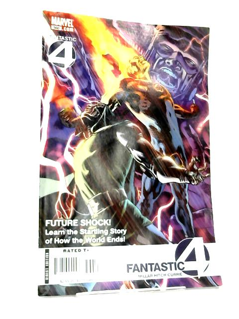 Fantastic Four (Vol 3) # 560 by Marvel Comics