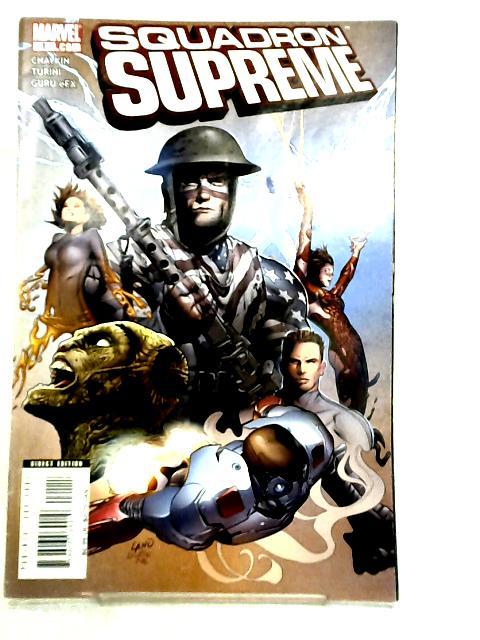 Squadron Supreme # 1 by Squadron Supreme
