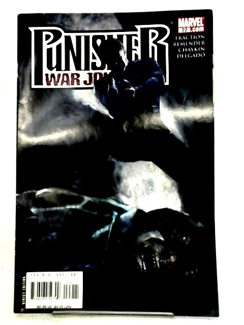 Punisher War Journal (Vol 1) # 22 ( Original American COMIC ) By Marvel Comics