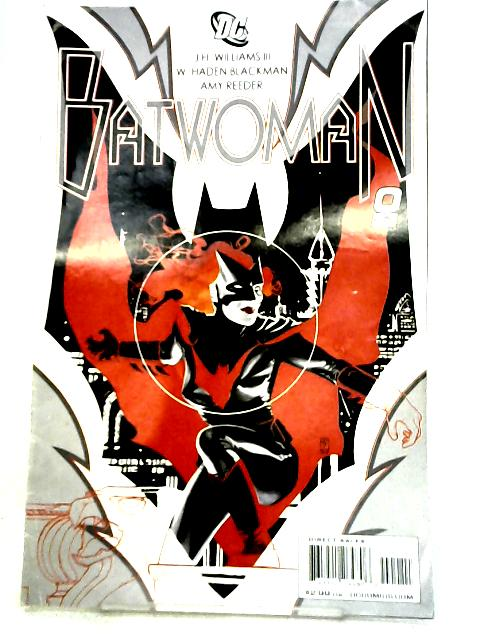 Batwoman By DC Comics