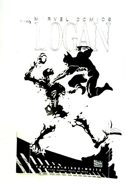 Logan # 3 Logan #3 - Act Three of Three released by Marvel Knights on July 1, 2008. by Anon