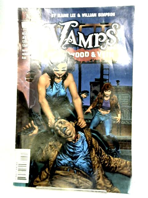 Vamps: Hollywood & Vein # 5 ( Original American COMIC ) by DC-Vertigo