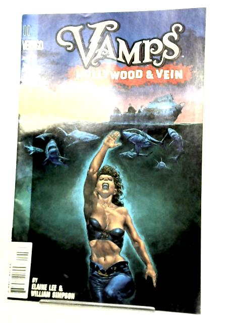 Vamps: Hollywood & Vein # 4 ( Original American COMIC ) By DC-Vertigo