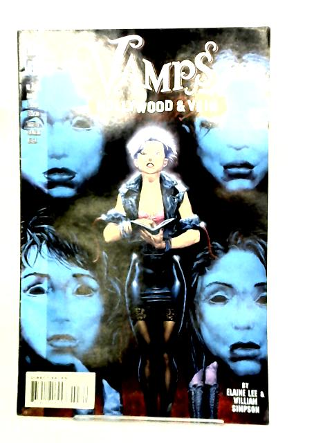 Vamps: Hollywood & Vein # 3 ( Original American COMIC ) by DC-Vertigo