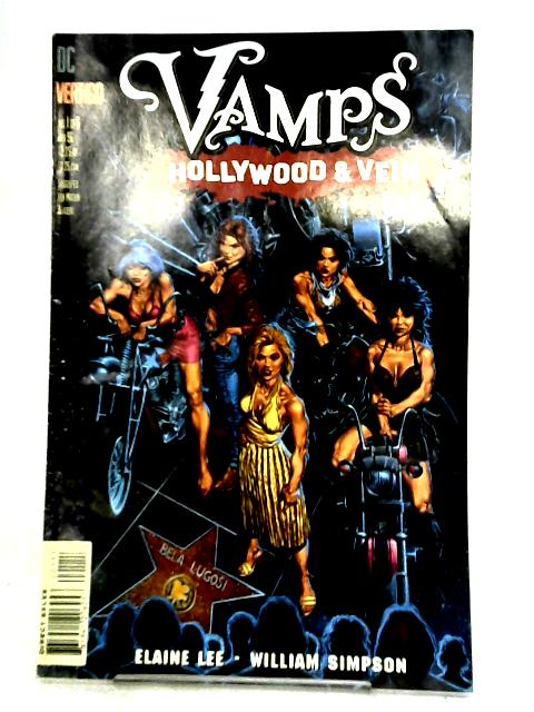 Vamps: Hollywood & Vein # 1 ( Original American COMIC ) by DC-Vertigo