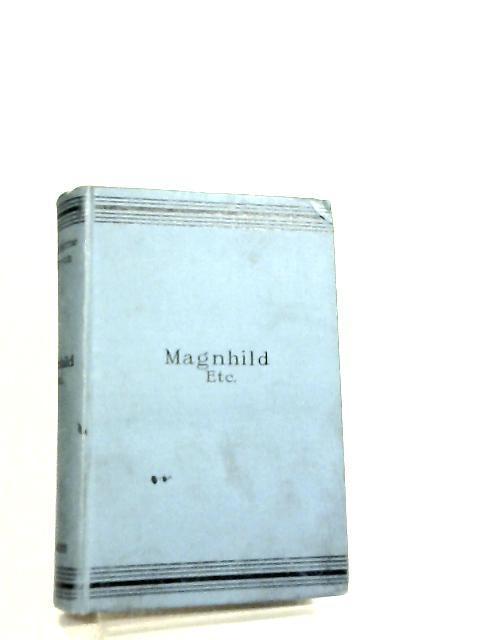 Magnhild & Dust by Bjornstjerne Bjornson