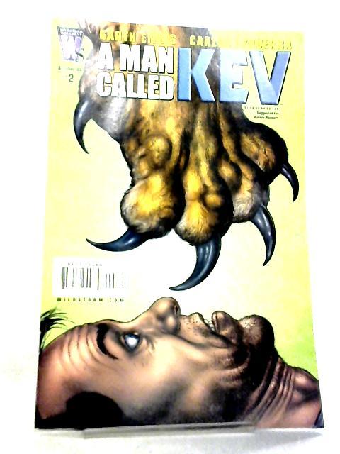 Man Called Kev #2 October 2006 by Garth Ennis et al