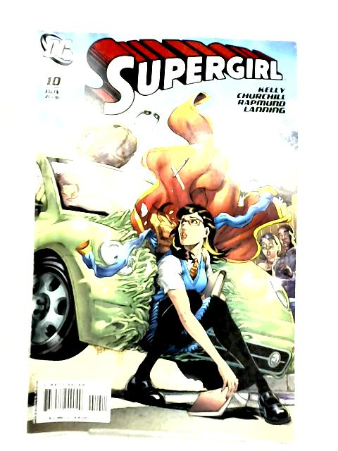 Supergirl 10 by Unknown